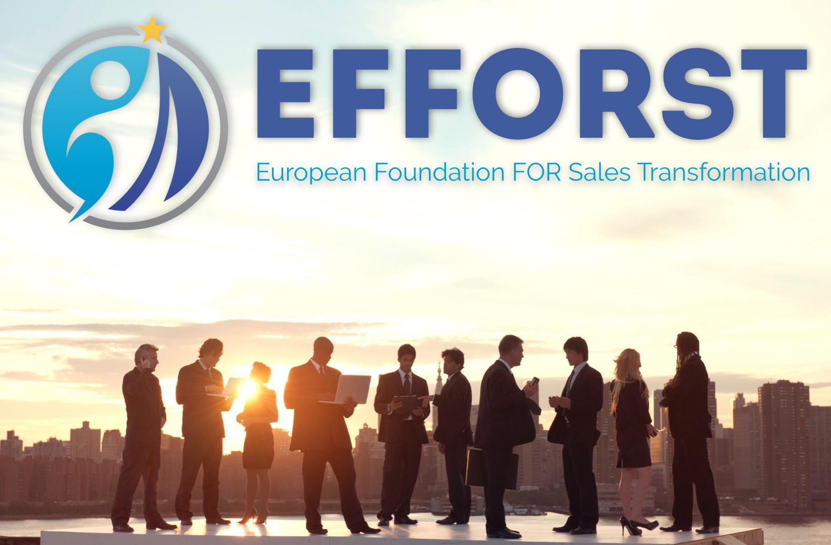 L'acte de naissance d'EFFORST : c'est aujourd'hui, 15 novembre 2016.