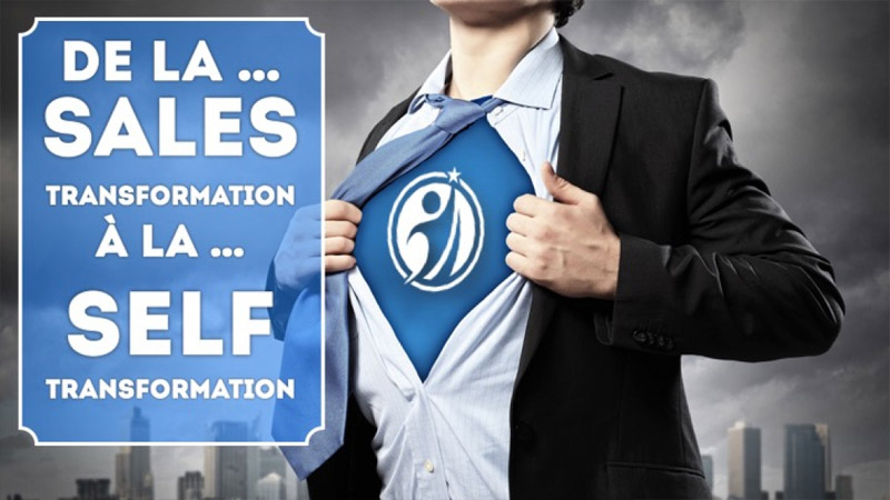 De la Sales Transformation à la… Self Transformation
